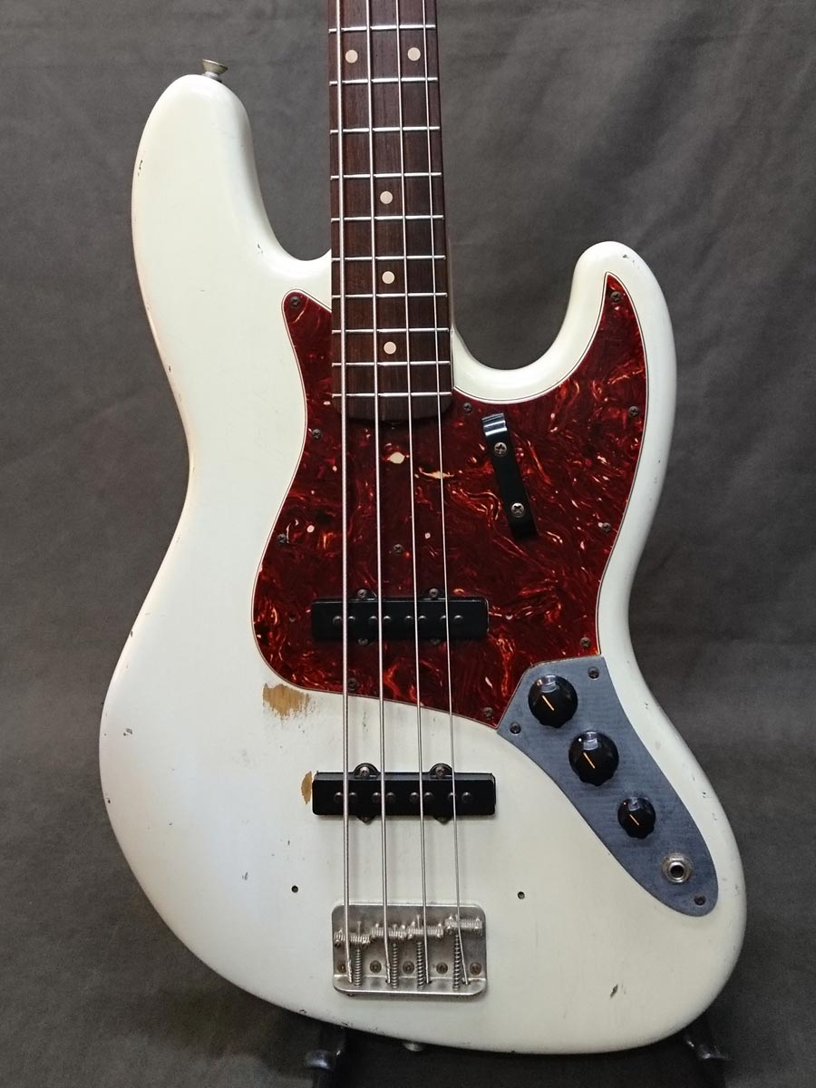 Custom Shop 1964 Jazz Bass Relic