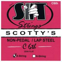 SCOTTY'S NON-PEDAL STEEL STRINGS