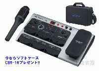 V6 All-in-One Vocal Processor(今ならCBR-16プレゼント!)