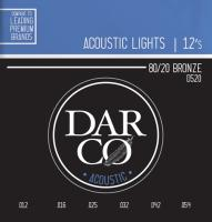 D520  Light  80/20 Bronze