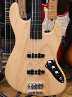 02 WOODLINE-4 Fretless