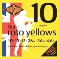 R10 Roto Yellows