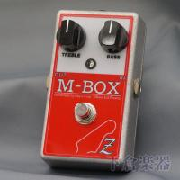 "OUT BOARD BASS PREAMP "" M-BOX """