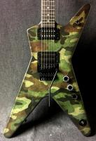 2016 Dimebag Dime Camo Floyd ML Camouflage Graphic