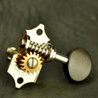 #4067 Nickel with ebony knobs