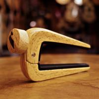 DSC06 Dual Side Capo White Wood