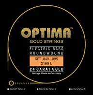 E-BASS 24K GOLD STRINGS 2199.L L