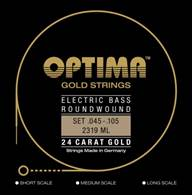 E-BASS 24K GOLD STRINGS 2319.L ML