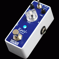 NAVY BLUE OVERDRIVE EOD-01