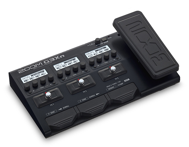 G3Xn Guitar Effects & Amp Simulator