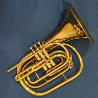 Marching French Horn inB