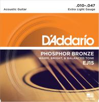 EJ15  Phosphor Bronze Extra Light