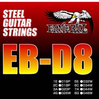 EB-D8 STEEL GUITAR STRINGS